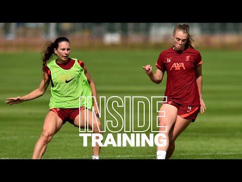 Inside Training: Liverpool FC Women gears up for season opener