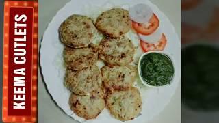 Keema Cutlets   Lacey Mutton Cutlets   Keema Aloo Pattie   Meat mince patties   Foodholic Faraah  