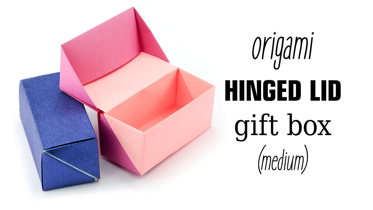 Origami Crystal Box Free Printable & Tutorial | Quadros de papel ... | 720x1280