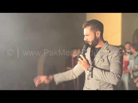 Mustafa Zahid (Roxen Band) Live Concert in Sadiq Public School Bahawalpur