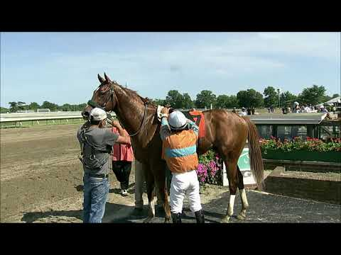 video thumbnail for MONMOUTH PARK 07-25-20 RACE 7
