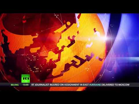 RT News / Russia Today Intro (HD)