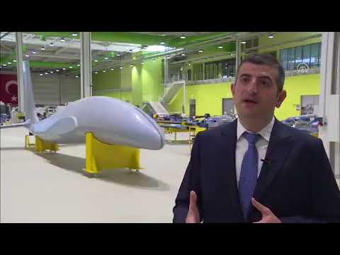 BAYKAR MAKİNA | AKINCI TİHA Taarruzi İnsansız Hava Aracı Sistemi | Haluk Bayraktar AA Röportajı