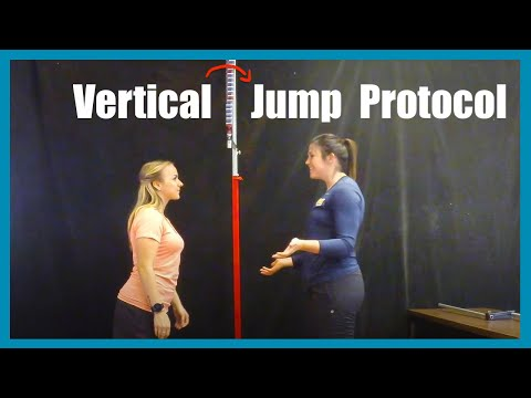 Vertical Jump Protocol