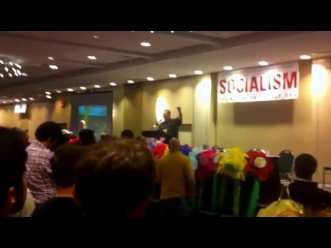 """""""The Internationale"""" sung at the Socialism 2013 Conference in Chicago"""