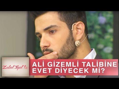 Zuhal Topal'la 189. Bölüm (HD) | Ali, Esrarengiz Talibi Asya'ya Ne Cevap Verdi?
