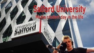 Gambar cover Ep.79 | Salford University media student day in the life