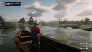 Legendary Bullhead Catfish Red Dead Redemption 2