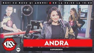 Andra - Supereroi (Live KissFM)