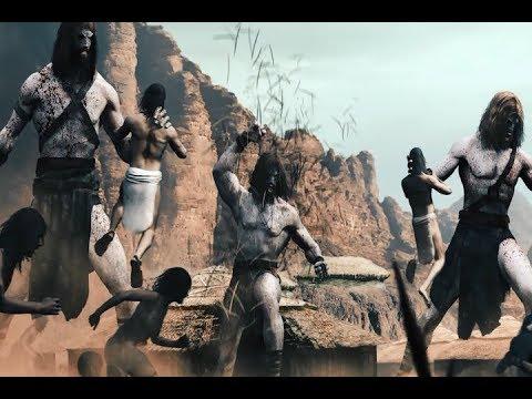 Indios Anasazi Fueron Devorados y Exterminados por Gigantes - Genesis 6