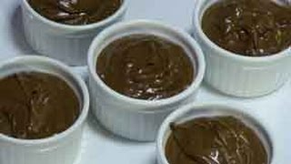 Vegan Chocolate Pudding Recipe