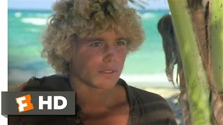 Repeat youtube video The Blue Lagoon (1/8) Movie CLIP - Funny Thoughts (1980) HD