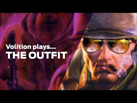 Volition Plays: The Outfit