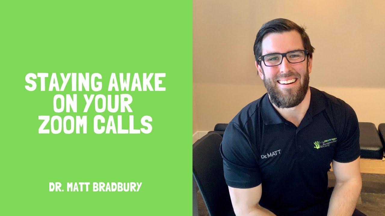 Stay awake on those Zoom calls!