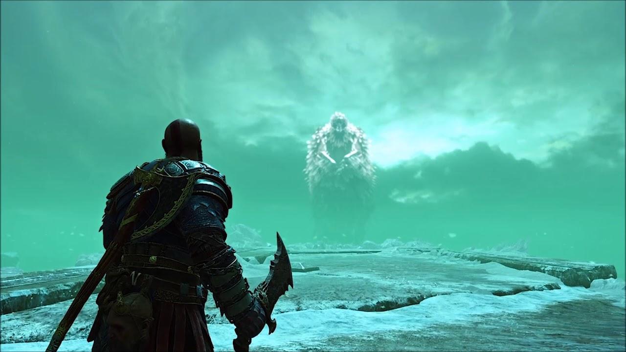 God Of War Helheim Ambiance Wind White Noise 1 Hour Live