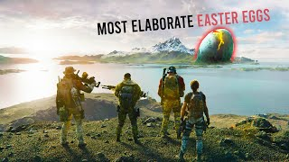 7 Most Elaborate Easter Eggs That Are Nearly Impossible