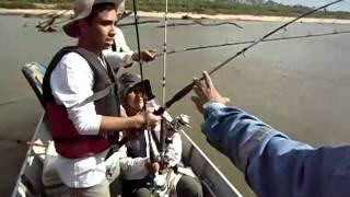 Pesca Rio Ichilo (I)