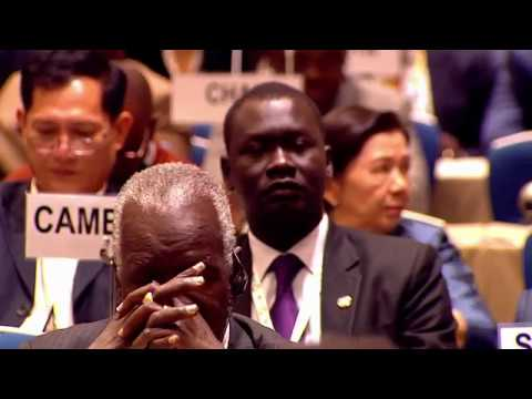 High-Level Plenary Towards UNGA 2018 Meeting on TB - WHO Global Ministerial Conference on Ending TB