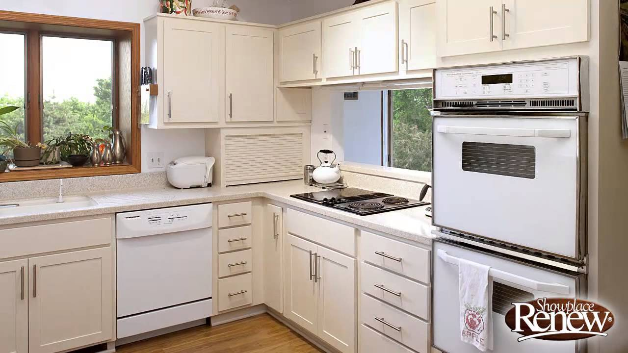 Renew Kitchen Cabinets Aid Go From Dated To Elated With A Remodel By Cabinet Refacing Youtube