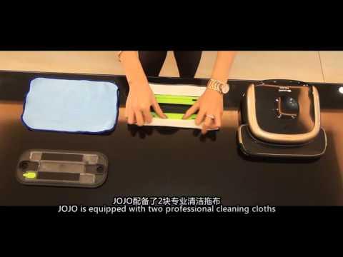 Floor Mopping Robot  jojo  made in Shenzhen Proscenic