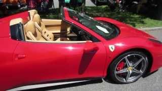 Our New 2013 Ferrari 458 Spider