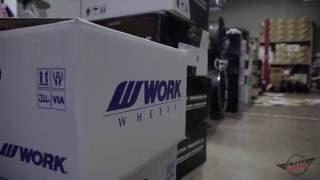 Work Meister S1 3 Piece Wheels - Toyota Supra Rims | AutoCraze