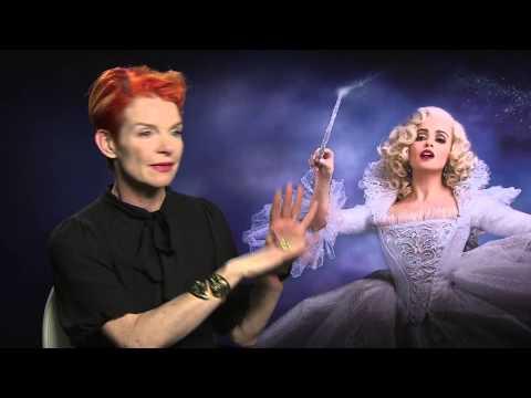 Cinderella Costume Designer interview