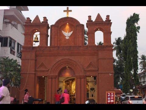 Calangute Tinto gets beautified; Tourism Minister Babu Azgaonkar praises Michael Lobo