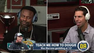Bart Scott calls Doug Marrone a liar for saying he doesn't watch the Super Bowl