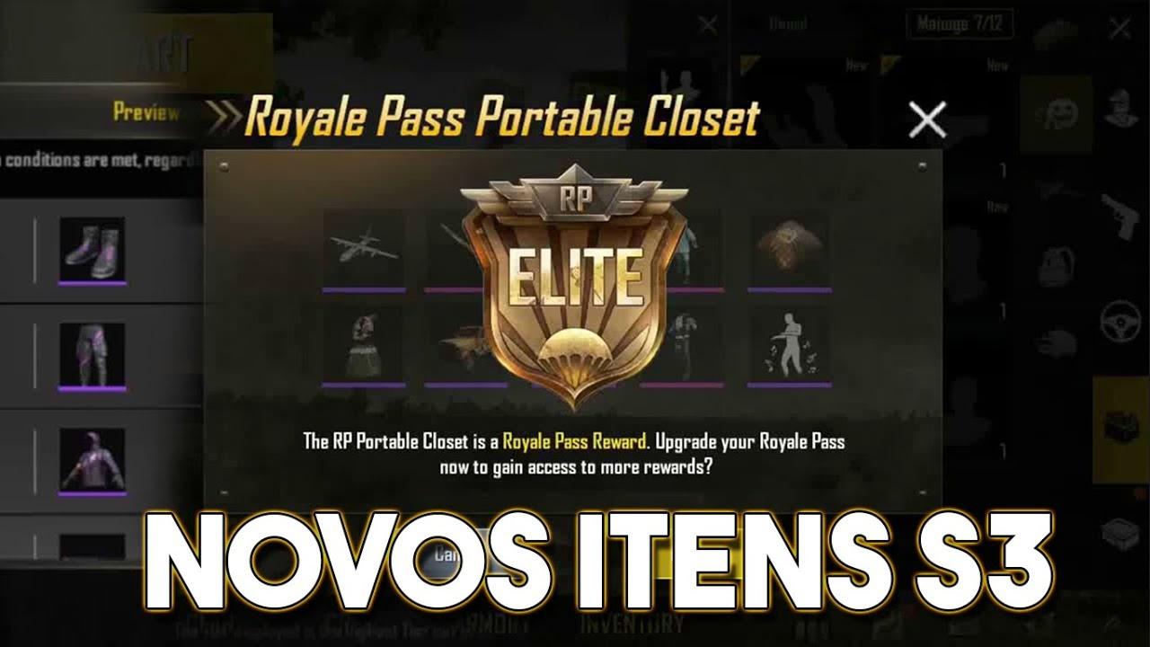 0 7 5 0 8 Atualizacao Royale Pass Season 3 Conquistas Set Ranked - 0 7 5 0 8 atualizacao royale pass season 3 conquistas set ranked pubg mobile