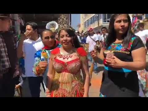 Carnaval Santa Ana Xalmimilulco 2018