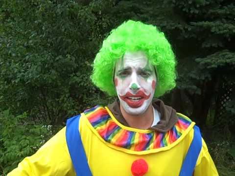 """Clip 1 """"Meet Chuckles the Clown"""""""