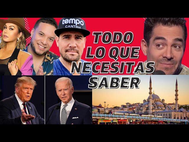 EN VIVO -  Todo sobre Chiquis, Debate Presidencial y más - El Aviso Magazine