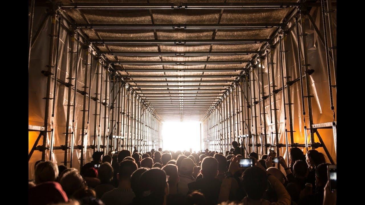 Beyond Light And Sound Installation Signal Festival Prague 2017