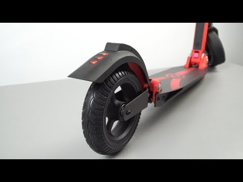 Zoom Stryder Review - Fast 30 Km/h Electric Scooter