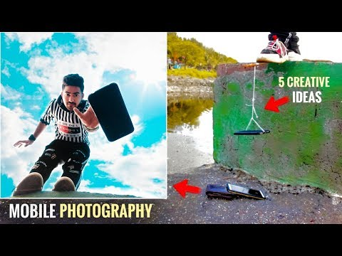 5 COOL MOBILE PHOTOGRAPHY Tips To Make Your Instagram Photos Viral (In Hindi)
