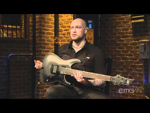 Andy James Talks About Guitars, His Influences, And His Record On EMGtv