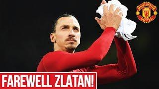 Farewell Zlatan!