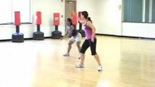 Zumba Fitness with DAR - ms MELINDA'S ELEVATOR by FLO RIDER featuring MELINDAR! lol