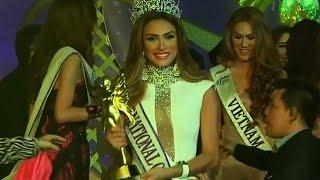 Miss International Queen, el concurso de belleza para mujeres transgénero - 15POST
