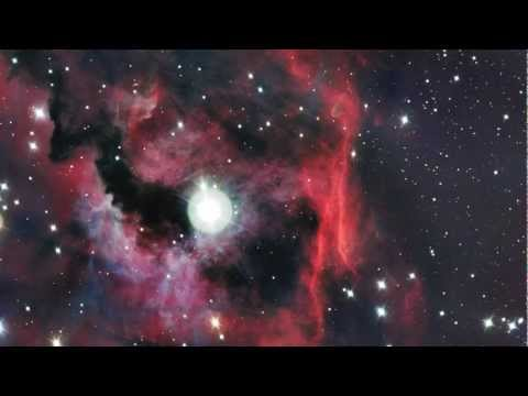 Seagull Nebula Near Bright Star Sirius – A Stellar Nursery | ESO Astronomy Space Science HD Video