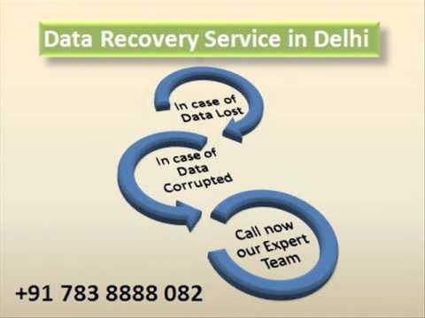 Data Recovery Service in Delhi