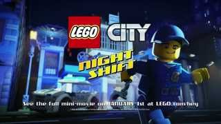 "LEGO® CITY ""Night Shift"" Trailer"