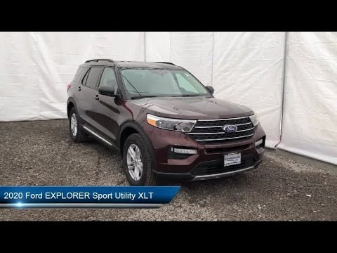 2020 Ford EXPLORER Sport Utility XLT Carthage Watertown Gouverneur Syracuse Utica