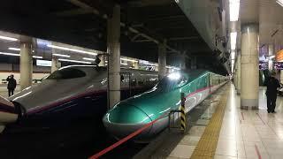 東北新幹線 やまびこ49号 盛岡行き E5系  2019.01.13