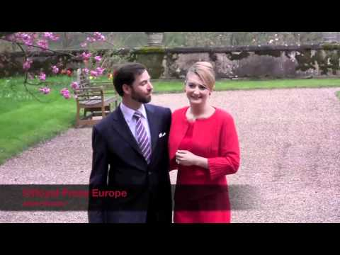 120427 Guillaume Stephanie Familie Luxembourg.mov