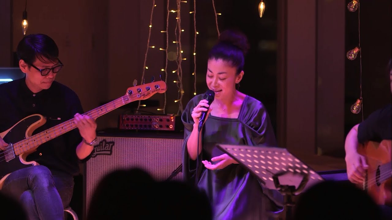 MONDO GROSSO feat.bird  Acoustic Live「TIME」 #1