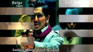 Making & Behind the scenes of Bailya by Faakhir (Promo)