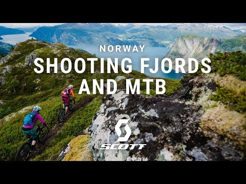 Shooting Fjords and MTB - Chasing Trail Ep. 11 - Norway