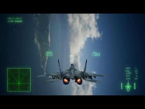 How to perform post stall maneuvers in Ace Combat 7